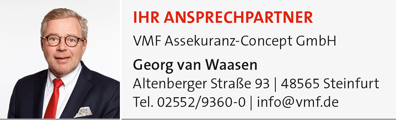 VMF - Ansprechpartner